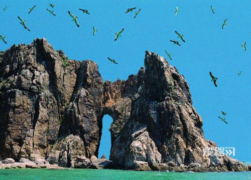 庙岛列岛高清图片