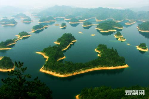2012年自驾游路线评选 千岛湖心灵绿洲